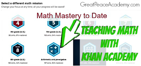 Teaching Math with Khan Academy | Great Peace Academy