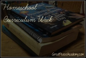 Curriculum Week