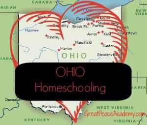 Ohio Homeschool EBook Release