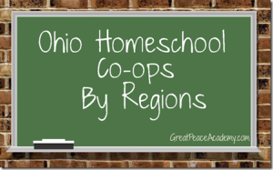 Ohio Co-ops by Regions