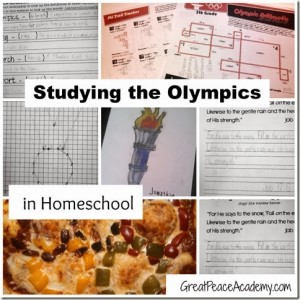 Studying the Olympics