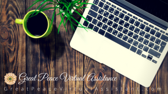 Great Peace Virtual Assistance Services to Help You with Your Online work   GreatPeaceVirtualAssistant.com