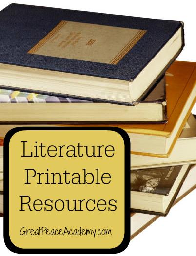 Homeschool Printables Resources
