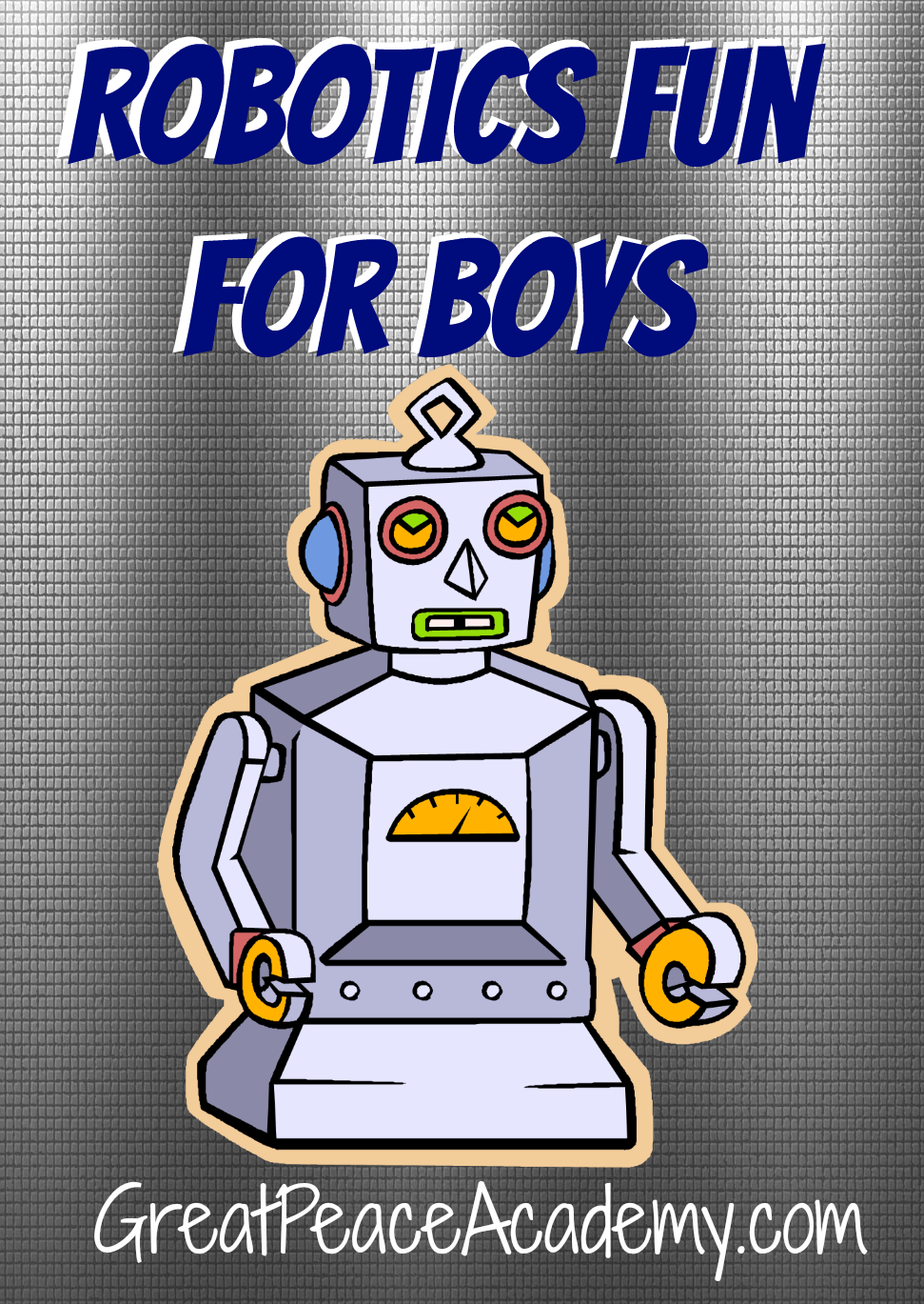 Robot Fun for Boys