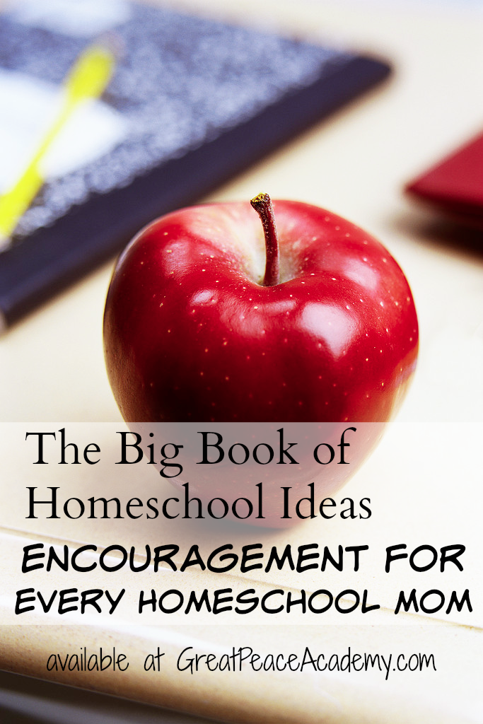 Encouragement for Every Homeschool Mom | GreatPeaceAcademy.com #ihsnet