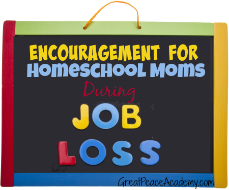 Encouragement for Homeschool Moms | GreatPeaceAcademy.com #ihsnet