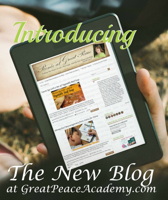 The New Blog at Great Peace Academy
