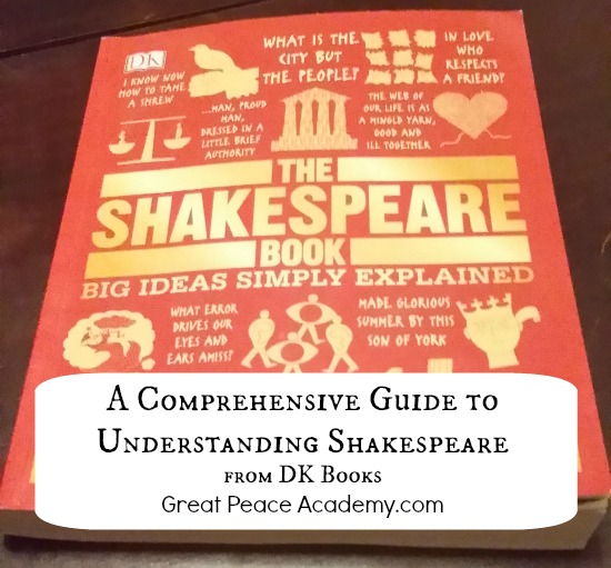 4 Books: The Shakespeare Book from DK Books. | Great Peace Academy.com